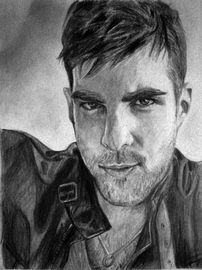 Zachary Quinto by worthgold